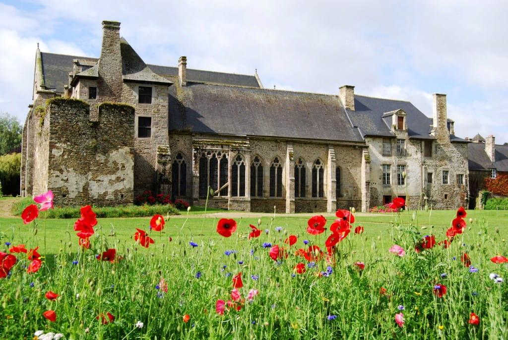 Abbaye de Léhon 1