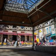 Anciennes halles -Saint-Brieuc