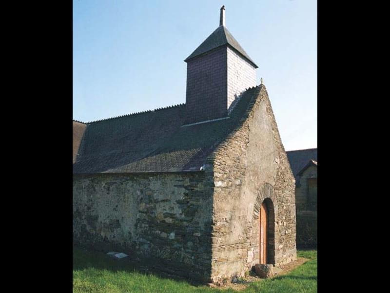 Pardon de ST MEEN -La chapelle caro