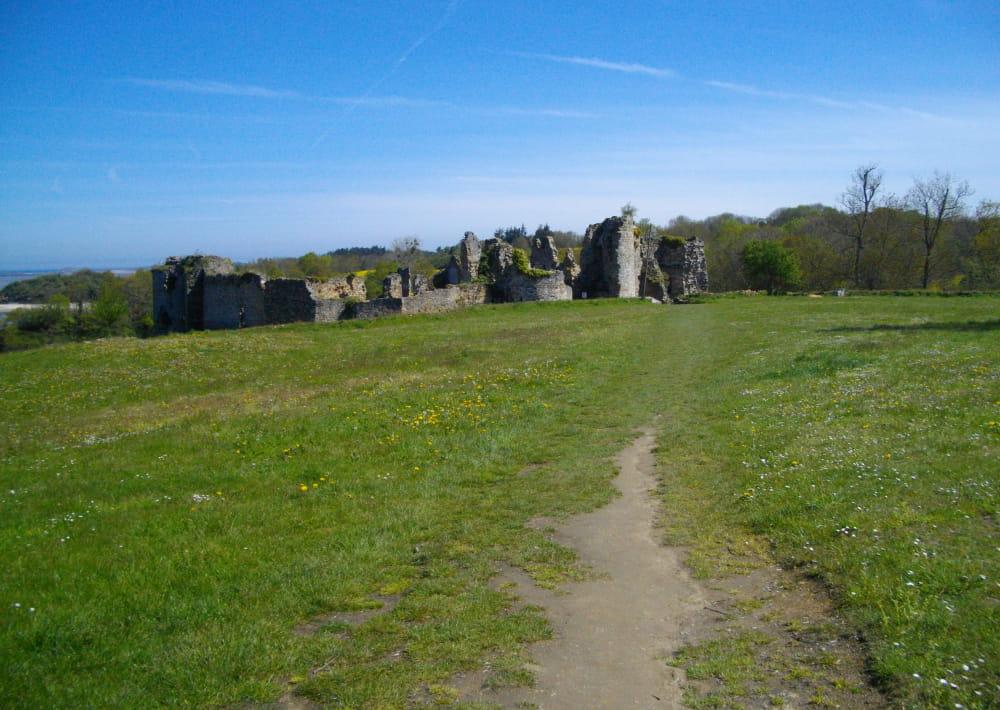 Château du Guildo au printemps