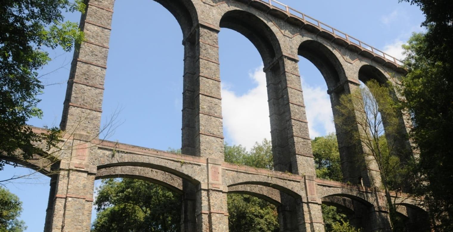 Viaduc du parfond de Gouët ou Viaduc de Percée