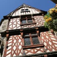 Maison à pans de bois Saint-Brieuc