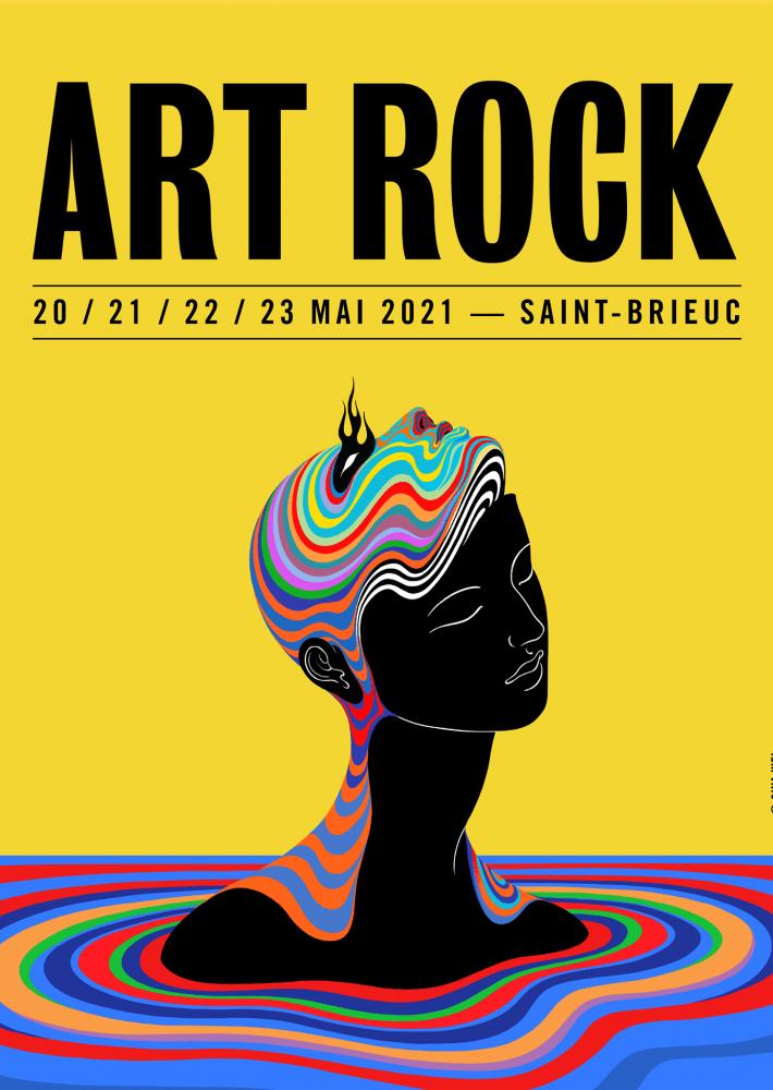 Art Rock 2021 Saint-Brieuc