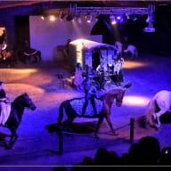 Spectacle Théâtre équestre La Gacilly Destination Brocéliande